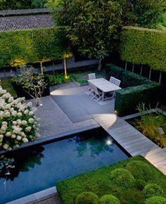 inspirerende terrasse